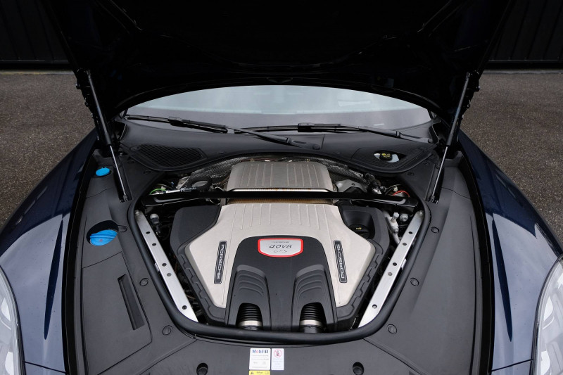 Porsche Panamera Panamera V8 4.0 460 PDK GTS Sport Turismo 5p Bleu occasion à Seynod - photo n°13