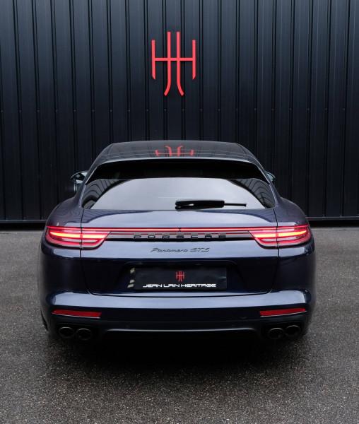 Porsche Panamera Panamera V8 4.0 460 PDK GTS Sport Turismo 5p Bleu occasion à Seynod - photo n°14