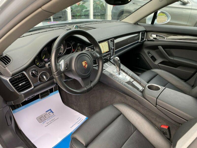 Porsche Panamera S 4 E-Hybrid Gris occasion à BEAUPUY - photo n°4