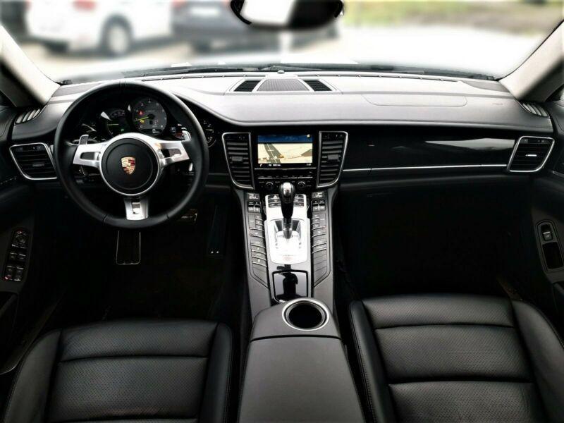 Porsche Panamera S 4 E-Hybrid Blanc occasion à BEAUPUY - photo n°2