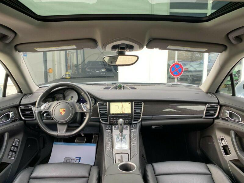 Porsche Panamera S 4 E-Hybrid Gris occasion à BEAUPUY - photo n°2