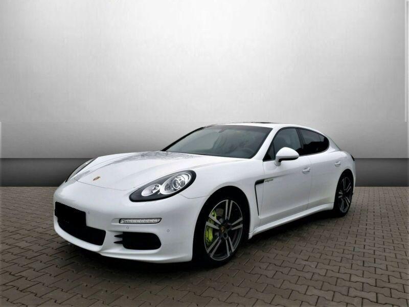Porsche Panamera S 4 E-Hybrid Blanc occasion à BEAUPUY