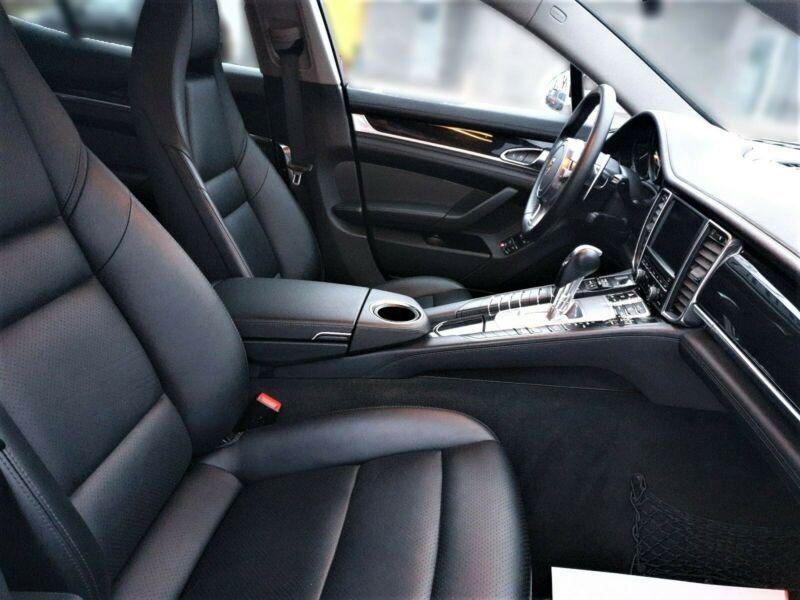 Porsche Panamera S 4 E-Hybrid Blanc occasion à BEAUPUY - photo n°5