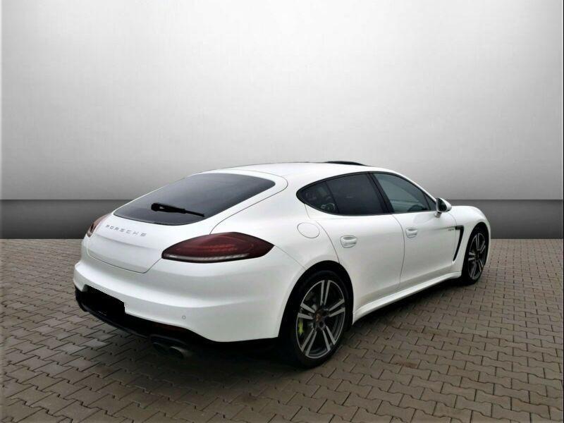 Porsche Panamera S 4 E-Hybrid Blanc occasion à BEAUPUY - photo n°3
