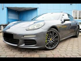 Porsche Panamera Gris, garage PRESTIGE AUTOMOBILE à BEAUPUY