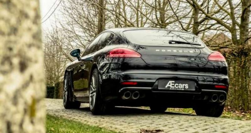 Porsche Panamera S PDLS+ - PDC - CHRONO - CARBON INTERIOR Noir occasion à IZEGEM - photo n°5