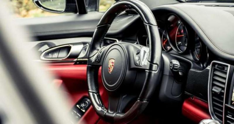 Porsche Panamera S PDLS+ - PDC - CHRONO - CARBON INTERIOR Noir occasion à IZEGEM - photo n°7