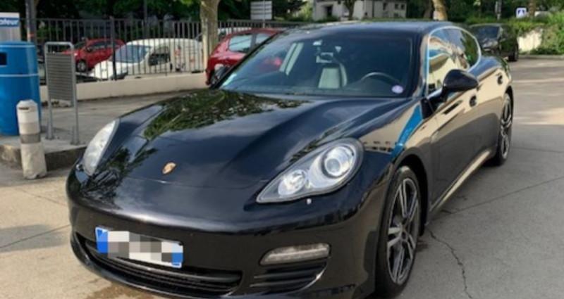 Porsche Panamera S   V8  400ch Noir occasion à Courtry