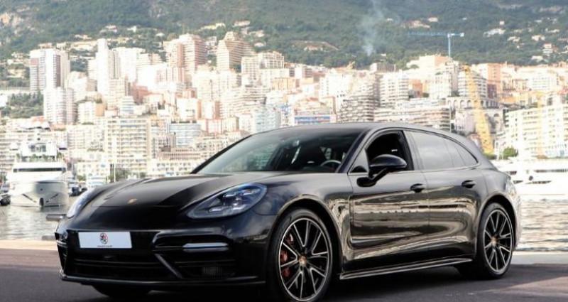 Porsche Panamera Sport Turismo 4.0 V8 550ch Turbo Noir occasion à MONACO
