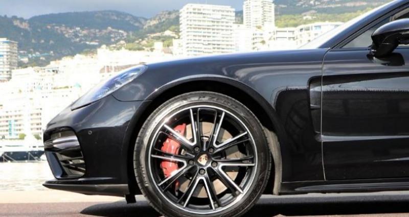 Porsche Panamera Sport Turismo 4.0 V8 550ch Turbo Noir occasion à MONACO - photo n°7