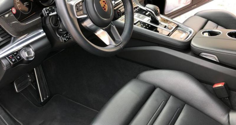 Porsche Panamera Sport Turismo Turbo 550 Gris occasion à MONACO - photo n°6