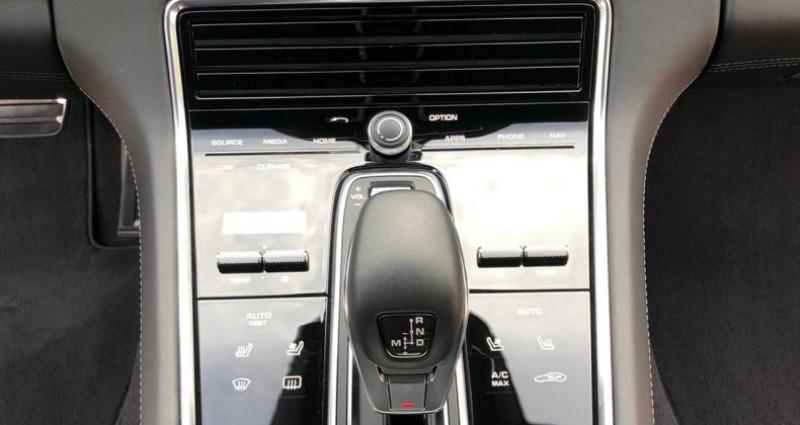 Porsche Panamera Sport Turismo Turbo 550 Gris occasion à MONACO - photo n°7