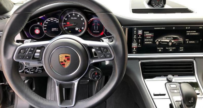 Porsche Panamera Sport Turismo Turbo 550 Gris occasion à MONACO - photo n°5