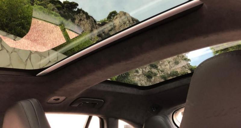 Porsche Panamera Sport Turismo Turbo 550 Gris occasion à MONACO - photo n°2