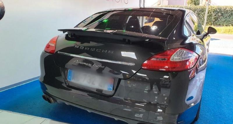 Porsche Panamera Turbo 500CH PDK Marron occasion à AGDE - photo n°2