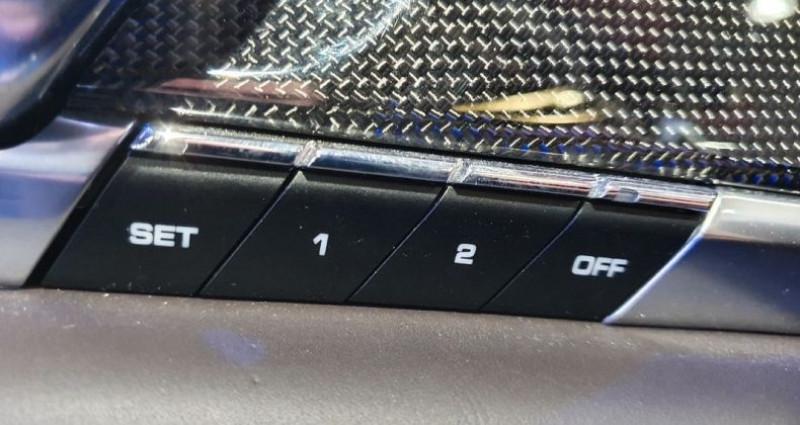 Porsche Panamera Turbo 500CH PDK Marron occasion à AGDE - photo n°5
