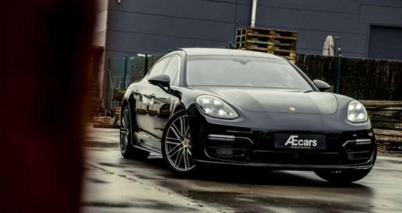 Porsche Panamera TURBO EXECUTIVE - V8 - CERAMIC - BURMESTER Noir occasion à IZEGEM - photo n°4