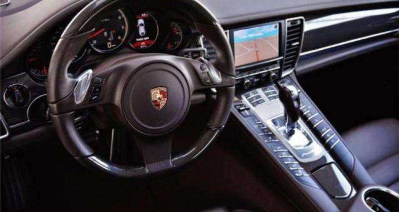 Porsche Panamera TURBO - PDK - 1 OWNER - FULL - BELGIAN CAR Gris occasion à IZEGEM - photo n°6