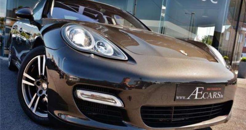 Porsche Panamera TURBO - PDK - 1 OWNER - FULL - BELGIAN CAR Gris occasion à IZEGEM - photo n°2