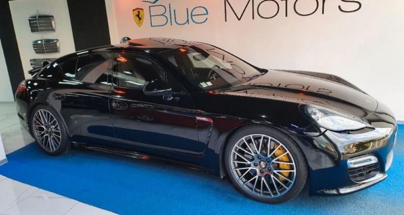 Porsche Panamera Turbo S 550CH PDK Noir occasion à AGDE