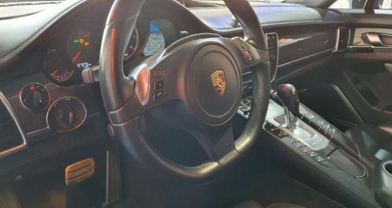 Porsche Panamera Turbo S 550CH PDK Noir occasion à AGDE - photo n°6