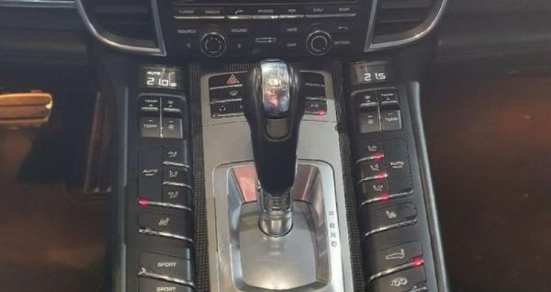 Porsche Panamera Turbo S 550CH PDK Noir occasion à AGDE - photo n°7