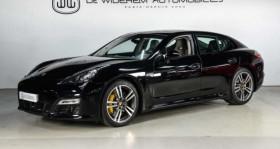 Porsche Panamera occasion à Paris