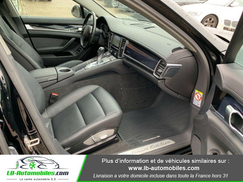 Porsche Panamera V6 3.0D 250 Noir occasion à Beaupuy - photo n°12