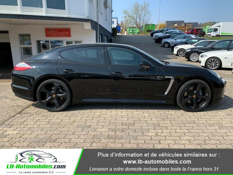 Porsche Panamera V6 3.0D 250 Noir occasion à Beaupuy - photo n°5