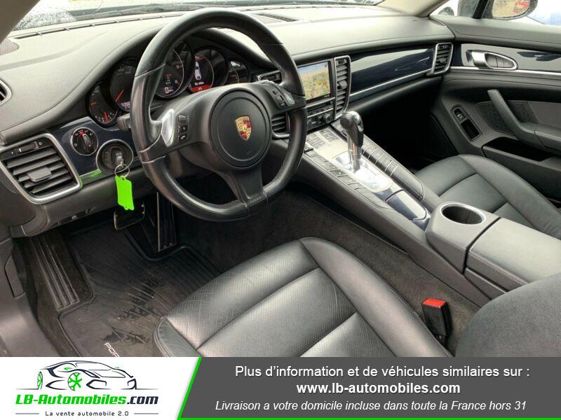 Porsche Panamera V6 3.0D 250 Noir occasion à Beaupuy - photo n°11