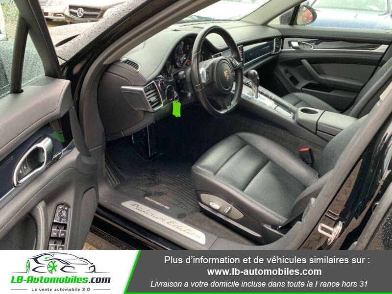 Porsche Panamera V6 3.0D 250 Noir occasion à Beaupuy - photo n°10