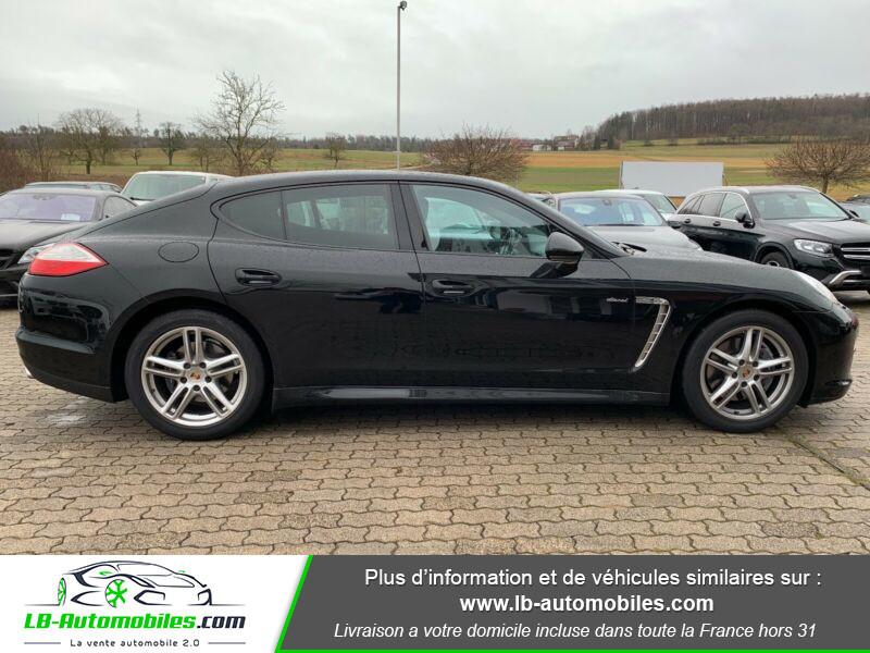 Porsche Panamera V6 3.0D 250 Noir occasion à Beaupuy - photo n°8
