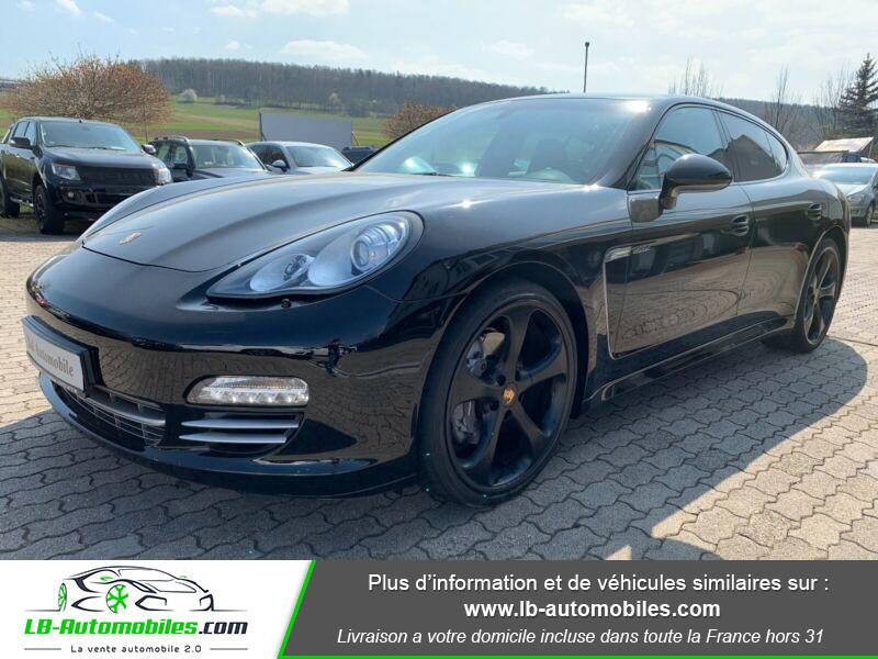 Porsche Panamera V6 3.0D 250 Noir occasion à Beaupuy