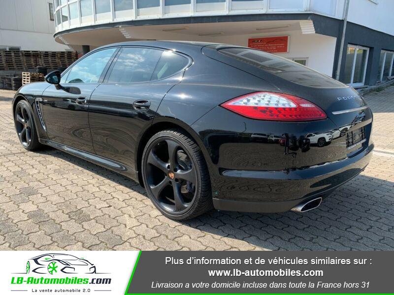 Porsche Panamera V6 3.0D 250 Noir occasion à Beaupuy - photo n°3