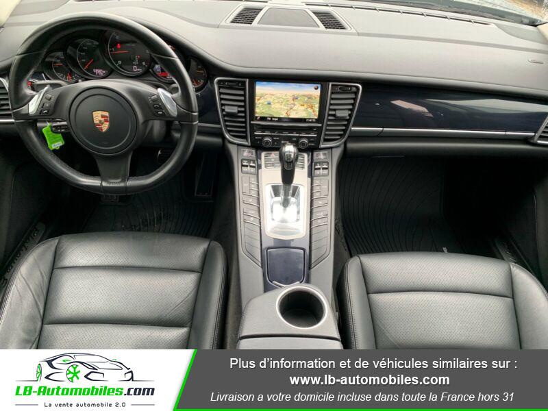 Porsche Panamera V6 3.0D 250 Noir occasion à Beaupuy - photo n°2