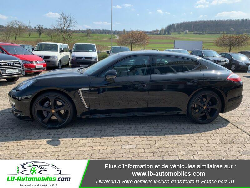 Porsche Panamera V6 3.0D 250 Noir occasion à Beaupuy - photo n°6