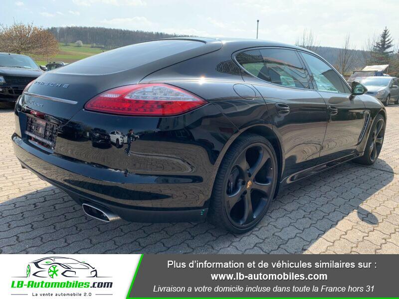 Porsche Panamera V6 3.0D 250 Noir occasion à Beaupuy - photo n°7