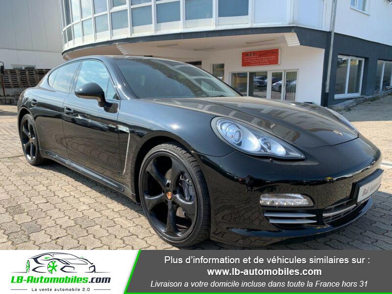Porsche Panamera V6 3.0D 250 Noir occasion à Beaupuy - photo n°4