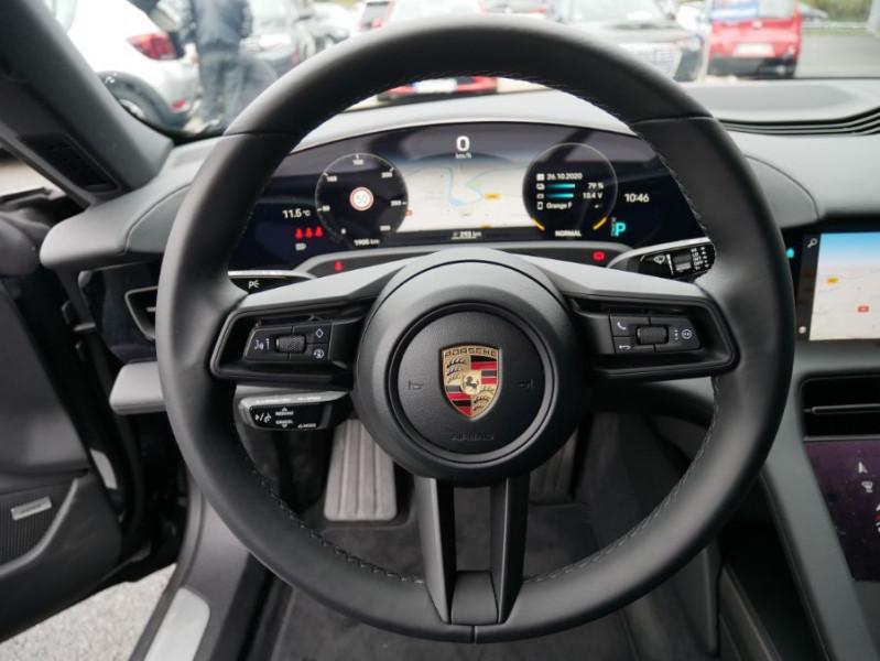 Porsche Taycan 4S Batt. Perf.93.4kWh Toit Pano. Caméra de Recul 5 places Gris occasion à Lescure-d'Albigeois - photo n°17