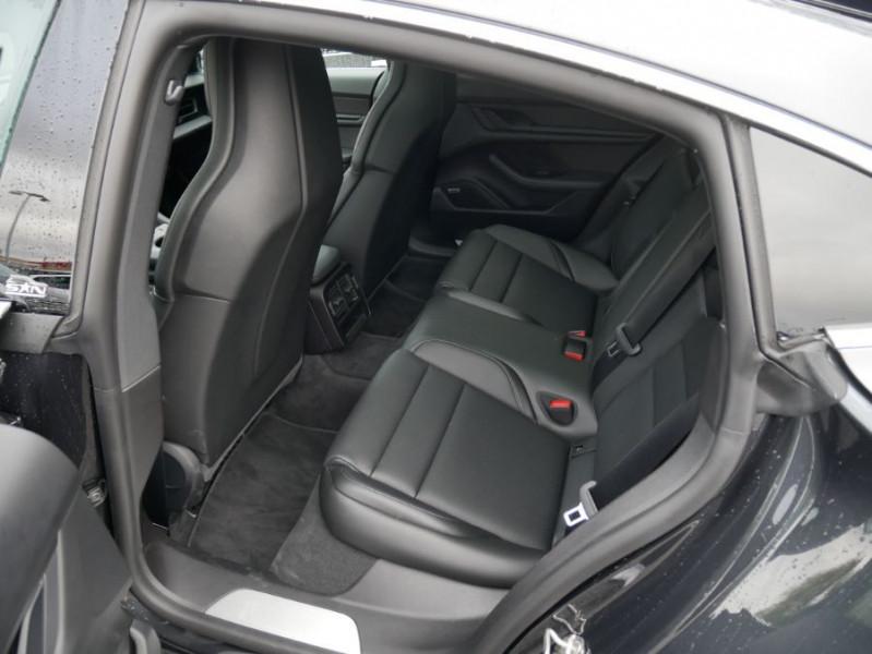 Porsche Taycan 4S Batt. Perf.93.4kWh Toit Pano. Caméra de Recul 5 places Gris occasion à Lescure-d'Albigeois - photo n°3