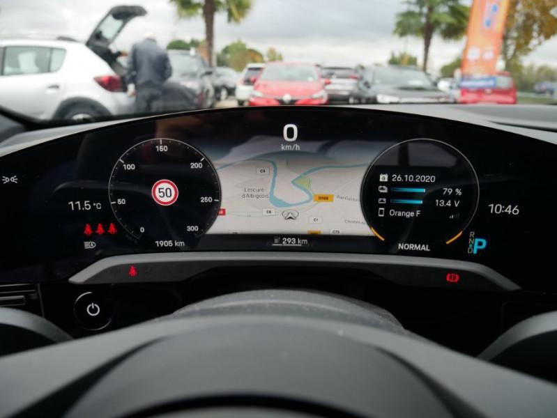 Porsche Taycan 4S Batt. Perf.93.4kWh Toit Pano. Caméra de Recul 5 places Gris occasion à Lescure-d'Albigeois - photo n°18