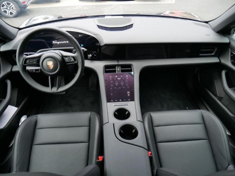 Porsche Taycan 4S Batt. Perf.93.4kWh Toit Pano. Caméra de Recul 5 places Gris occasion à Lescure-d'Albigeois - photo n°10