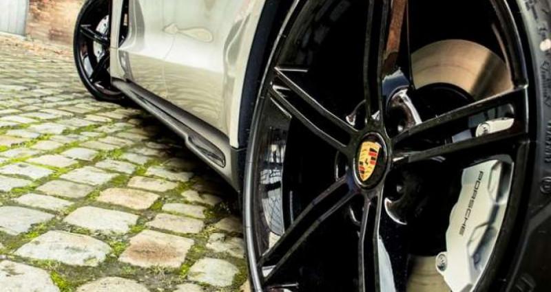 Porsche Taycan 4S SPORT DESIGN PACK - PSCB - 21' MISSION E Gris occasion à IZEGEM - photo n°6