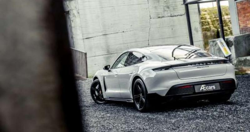 Porsche Taycan 4S SPORT DESIGN PACK - PSCB - 21' MISSION E Gris occasion à IZEGEM - photo n°3