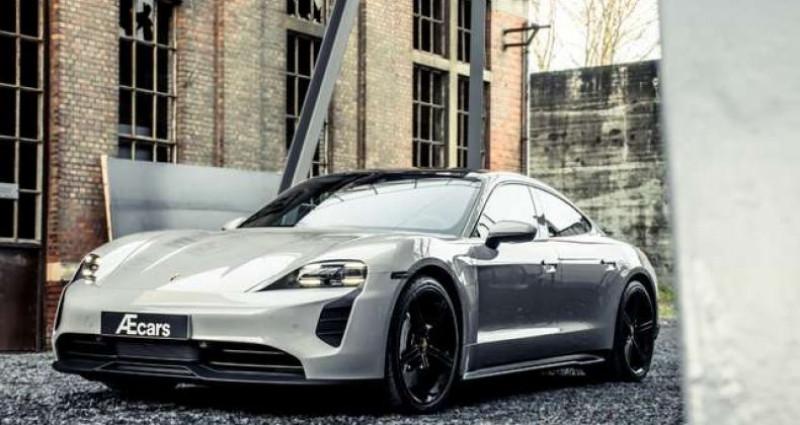 Porsche Taycan 4S SPORT DESIGN PACK - PSCB - 21' MISSION E Gris occasion à IZEGEM - photo n°4