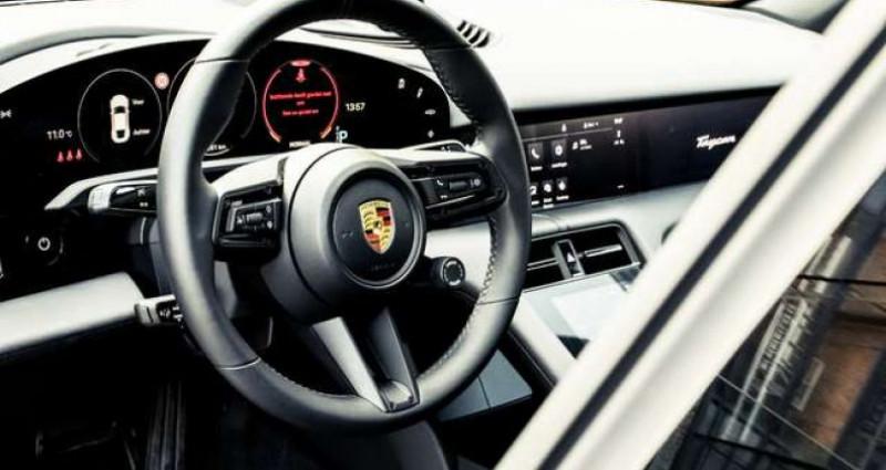 Porsche Taycan 4S SPORT DESIGN PACK - PSCB - 21' MISSION E Gris occasion à IZEGEM - photo n°7