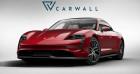 Porsche Taycan 4S Rouge à Levallois Perret 92