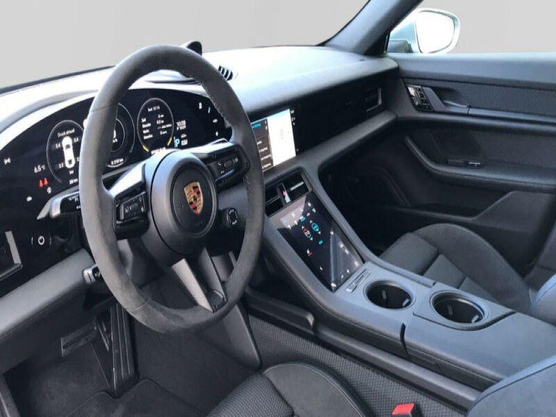 Porsche Taycan 4S Gris occasion à BEAUPUY - photo n°4