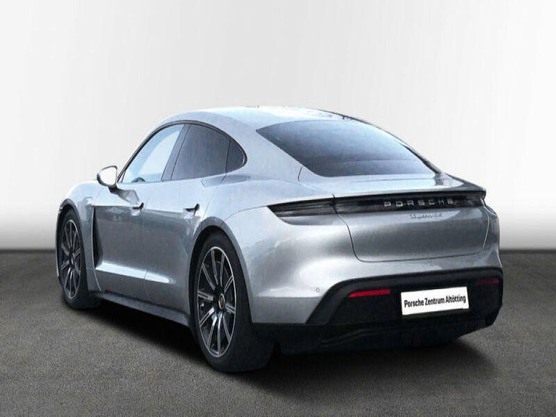 Porsche Taycan 4S Gris occasion à BEAUPUY - photo n°3
