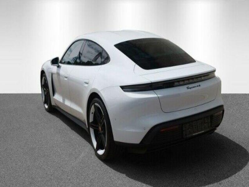 Porsche Taycan 4S Blanc occasion à BEAUPUY - photo n°3